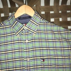 Tommy Hilfiger Short sleeve dress shirt